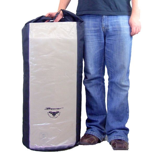 Beaver Sports - 115 Litre Buffalo Dry Bag with Backpack Straps