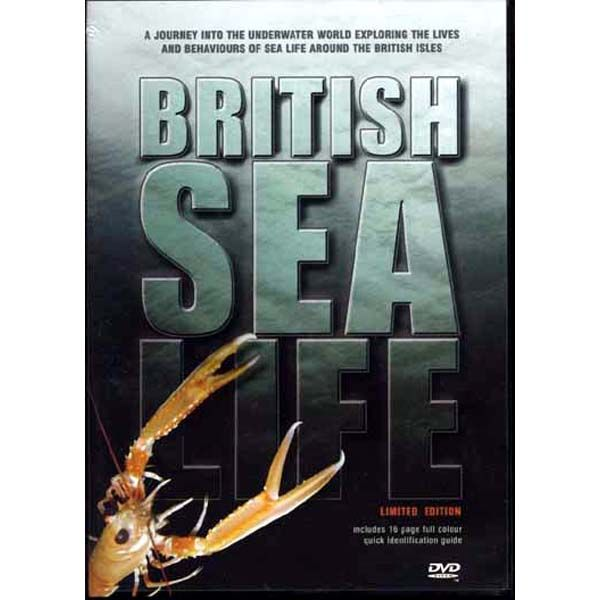 British Sea Life - DVD