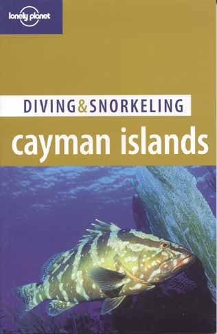 Diving and Snorkelling Cayman Islands - Tim Rock