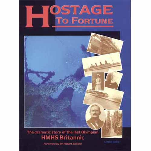 Europe: Hostage to Fortune, HMHS Britannic