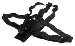 Intova - Chest Strap for Sports HD Camera - Fits Go Pro and most others