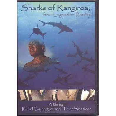 Sharks of Rangiroa (French Polynesia)