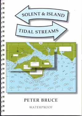 Solent and Island Tidal Streams - Peter Bruce