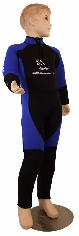 Beaver Sports  -  Maui 5mm Extra Warm Wet Suit