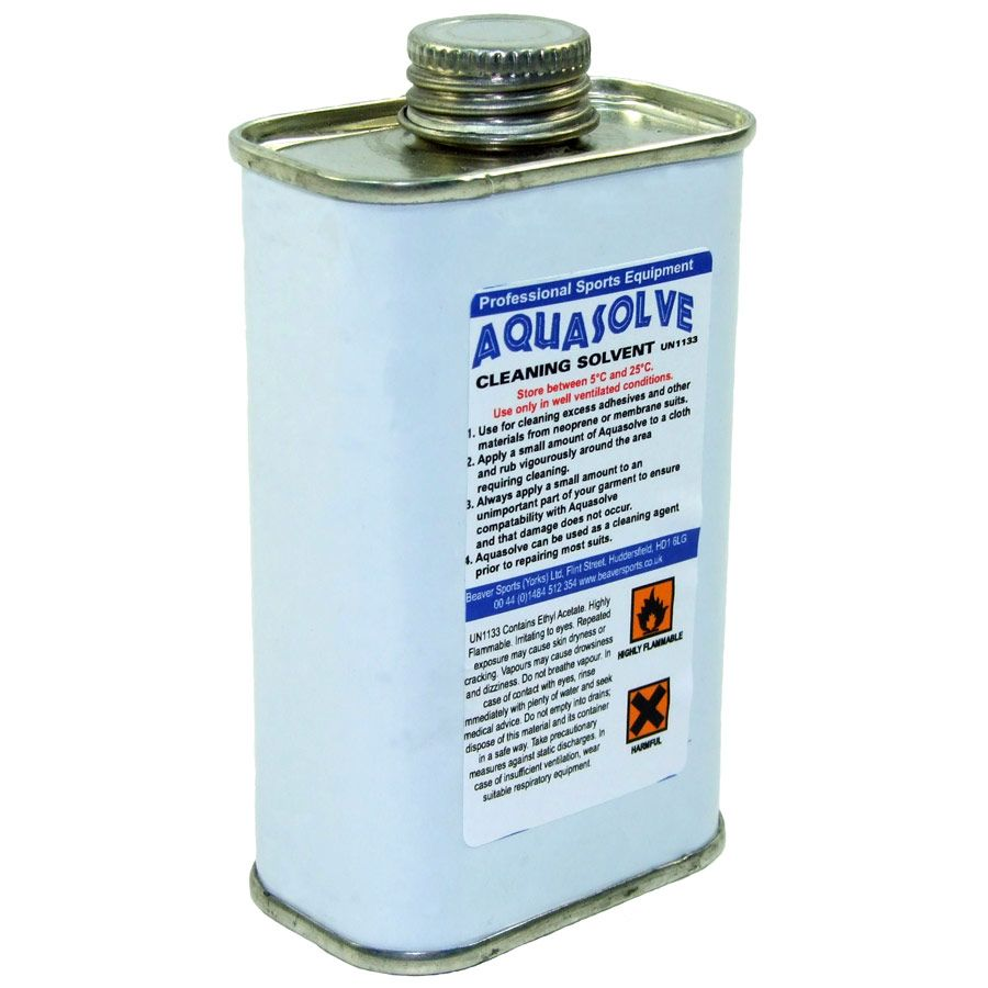 Beaver Sports - Aqua-Solve Glue Remover and Seal Prepare Fluid