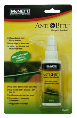 McNett - Mosquito Repellent Spray - Natural and Unscented