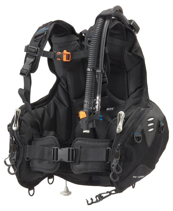 Tusa - Voyager Lightweight Travel BCD