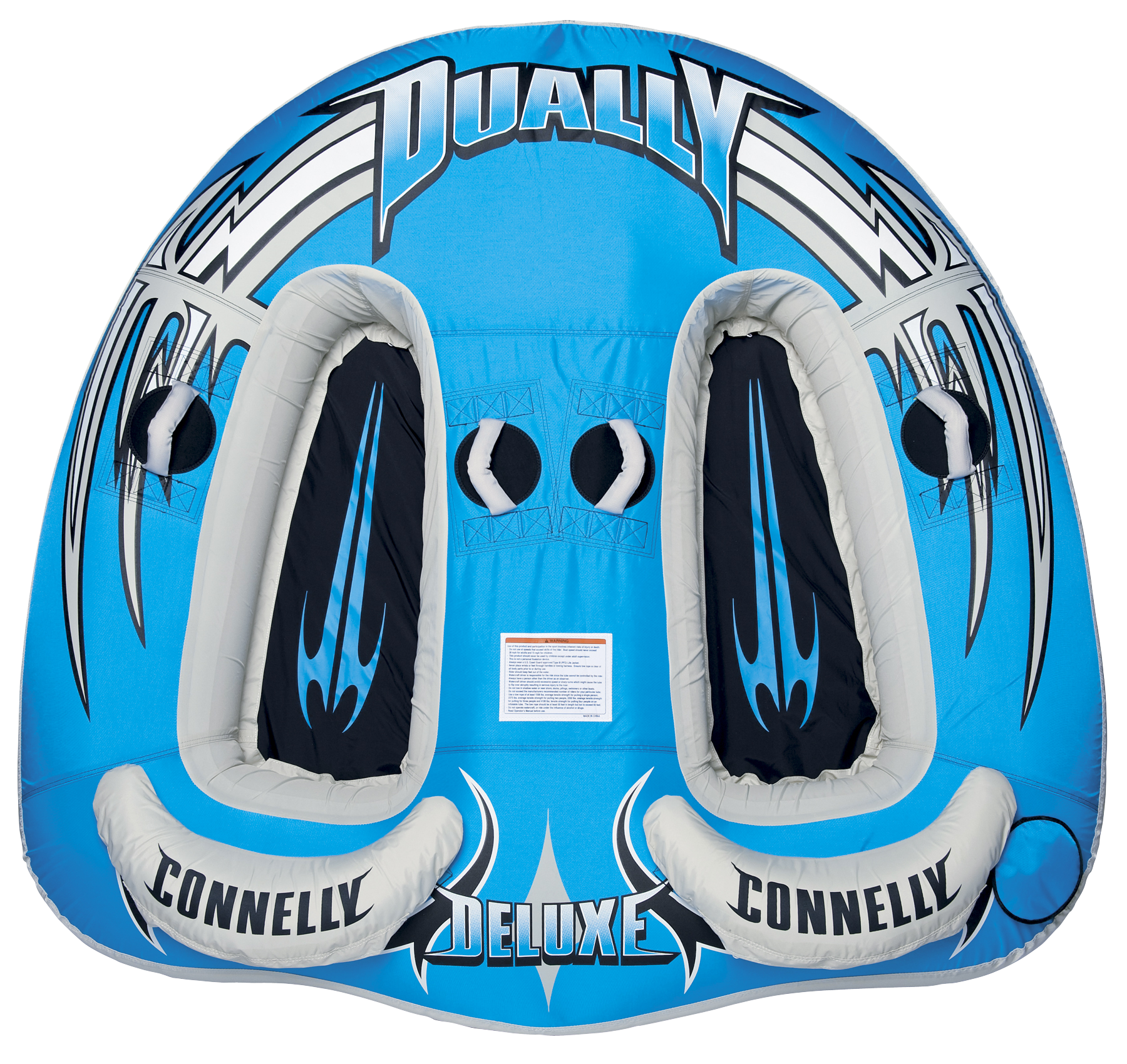 Connelly - Dually Deluxe 2 Man Wakeboard Towable Inflatable Tube